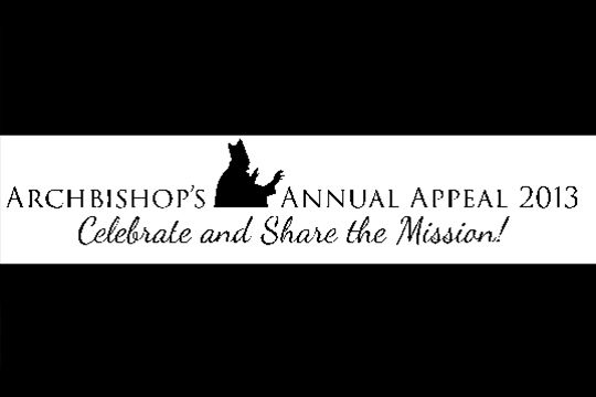 Archbishop's Annual Appeal 2013 video