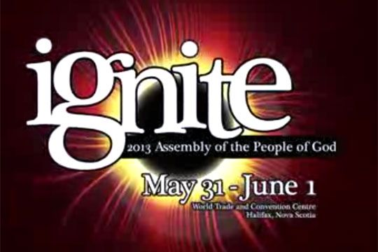 CTV Commercial for IGNITE