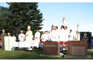 Annual Mass for the Faithful Departed at Gate of Heaven
