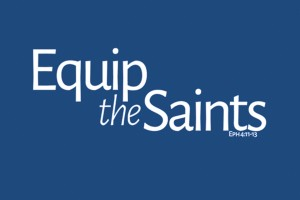 Equip the Saints Launches