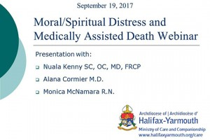 Recording Now Available of Moral and Spiritual Distress Webinar