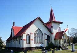 Saint Andrew, Eastern Passage