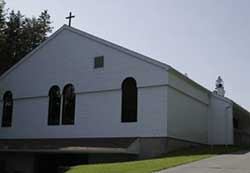 Saint Anthony Mission, Hubbards