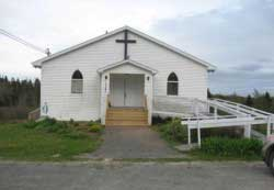 Holy Cross Mission, Middle Musquodobit