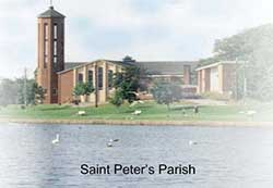 Saint Peter, Dartmouth