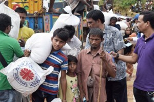 Development and Peace – Caritas Canada Thanks Our Donors for their Generosity In Support of the Rohingya People